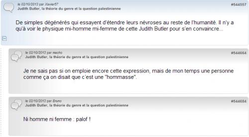 Commentaires sur un article du site d'extrême-droite Egalité & Réconciliation (cliquer sur l'image, lien donotlink)